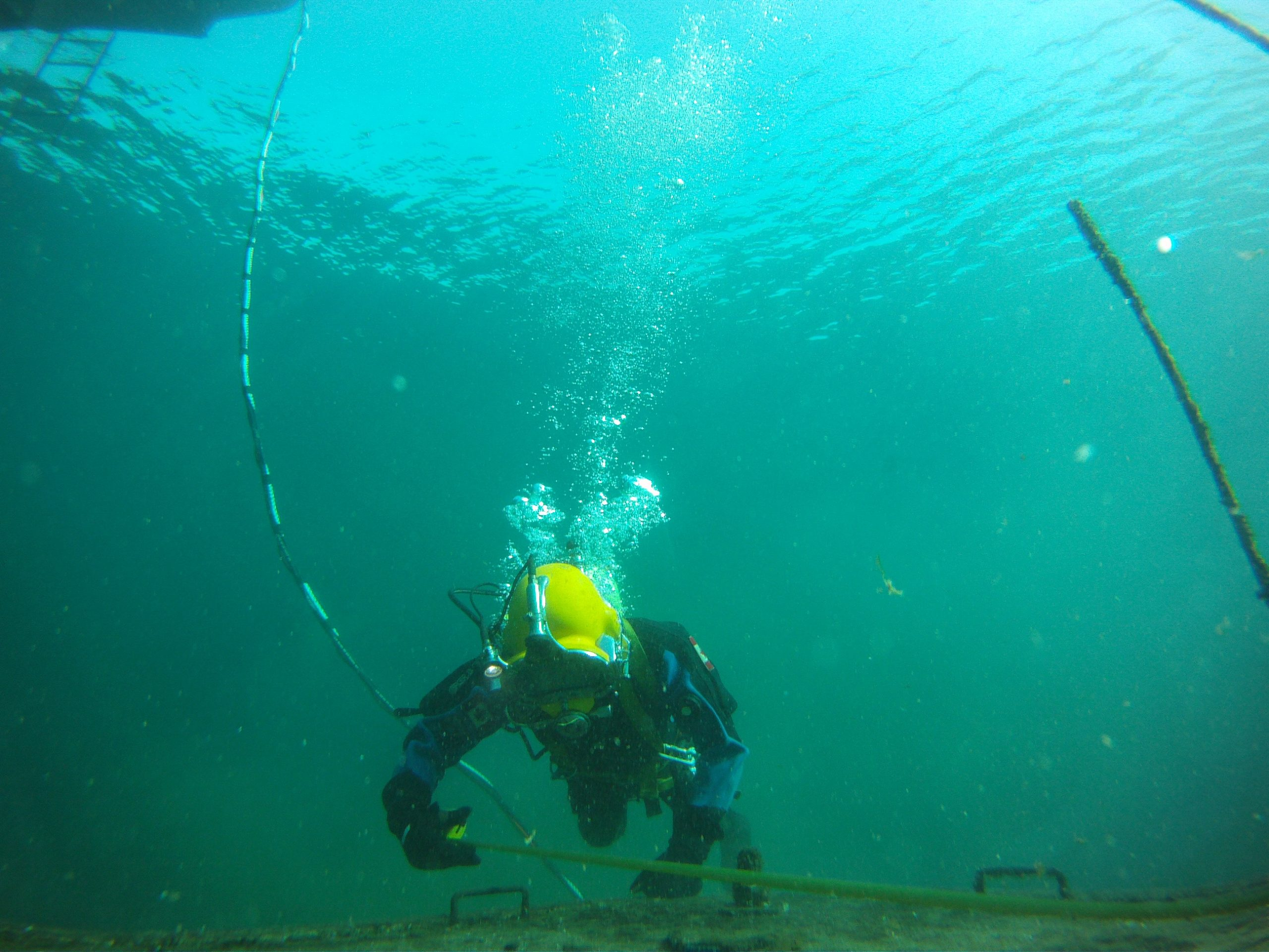 Commercial Diving - ASI Group