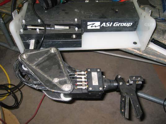 Remote Maintenance & Repair - ROV Cutters