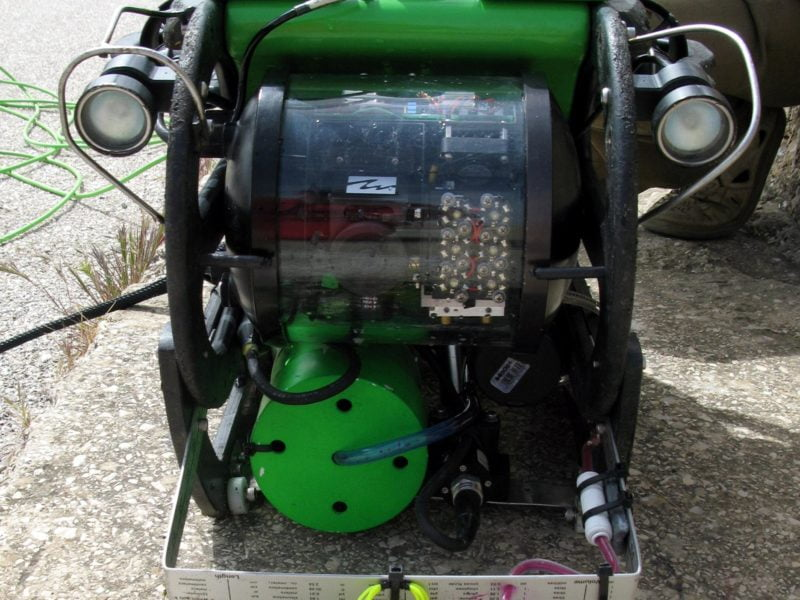 ROV to Gather Underwater Data - ASI Group