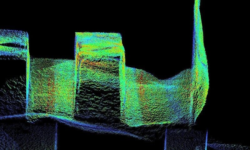 Example of 3D Sonar